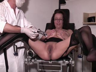 Geile Frauenarzt Praxis