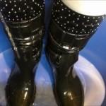 Gummistiefel-Regenstiefel