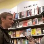 Vom User in der Buchhandlung erkannt