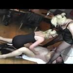 Bizarres Duo Teil 2 – Sanfte Tortouren zweier Fetisch Ladies
